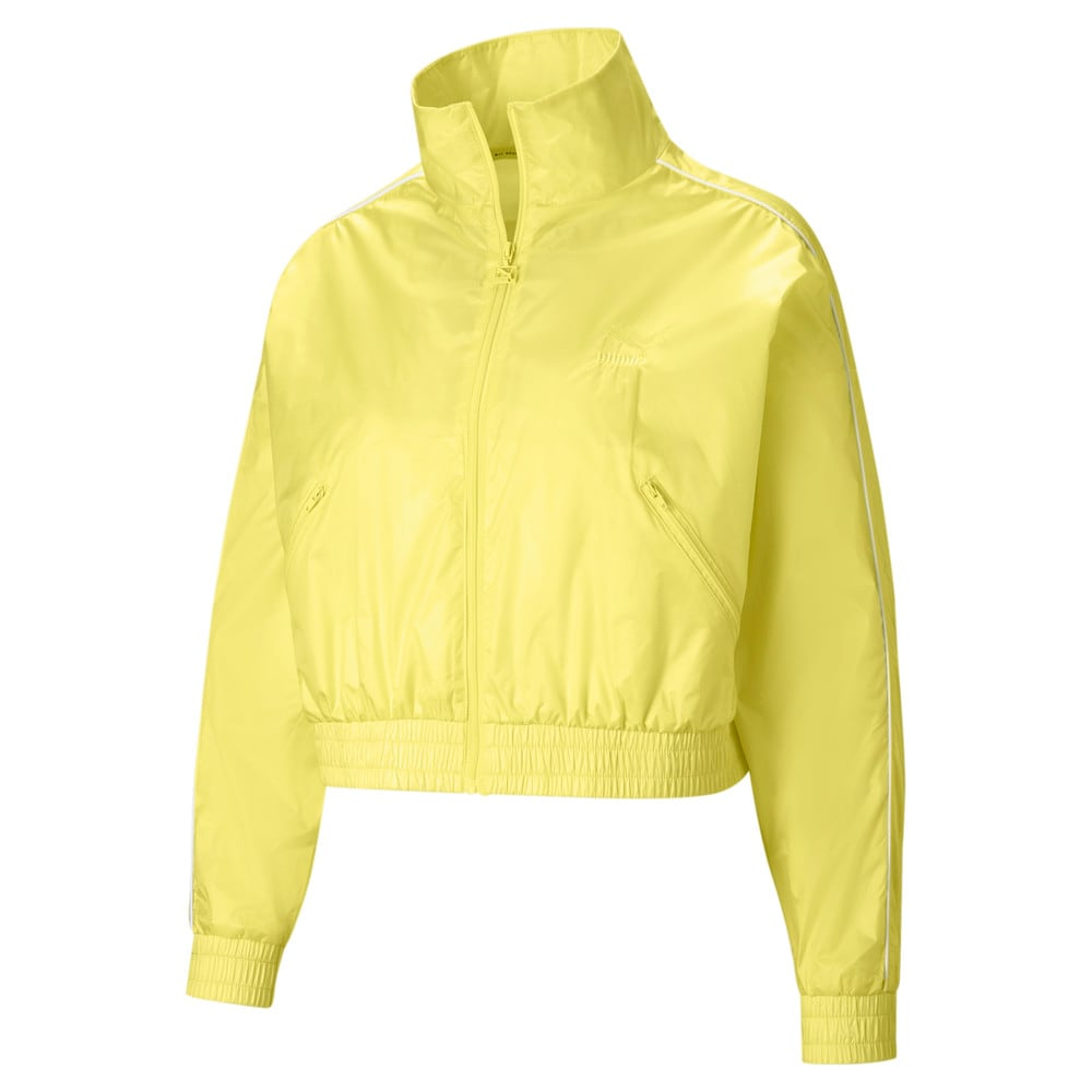 Зображення Puma Олімпійка Iconic T7 Woven Women's Track Jacket #1