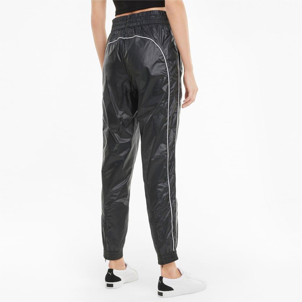 Зображення Puma Штани Iconic T7 Woven Women's Track Pants #2