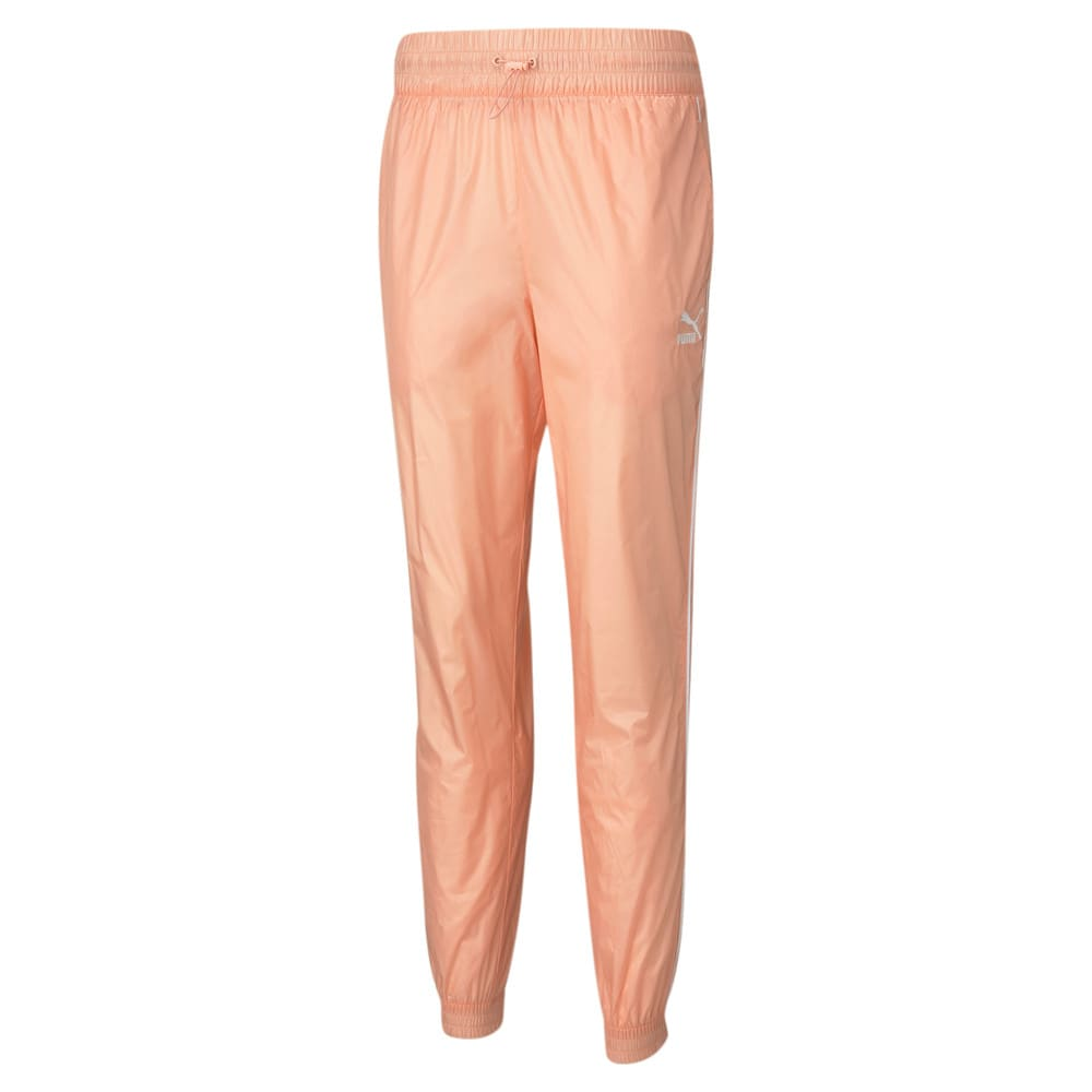Изображение Puma Штаны Iconic T7 Woven Women's Track Pants #1