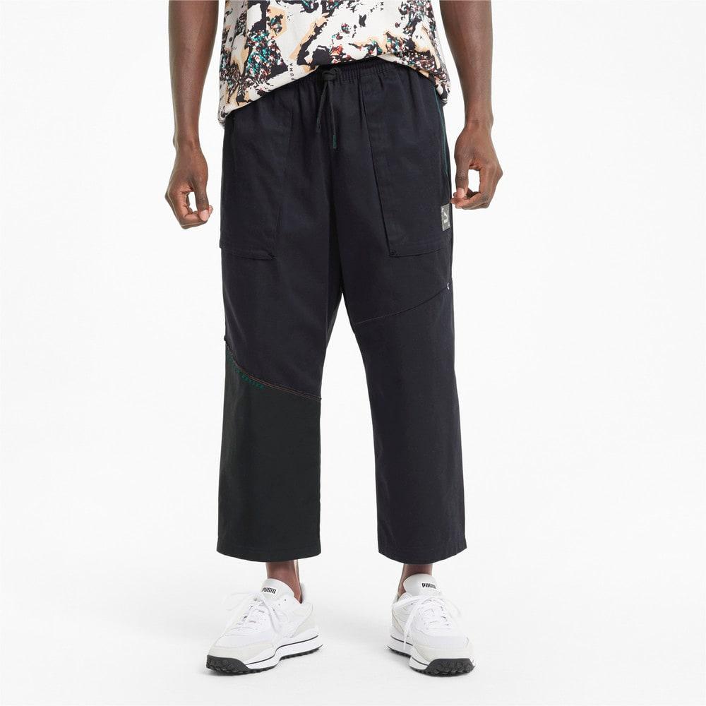 Изображение Puma Штаны RE.GEN Woven Pants #1