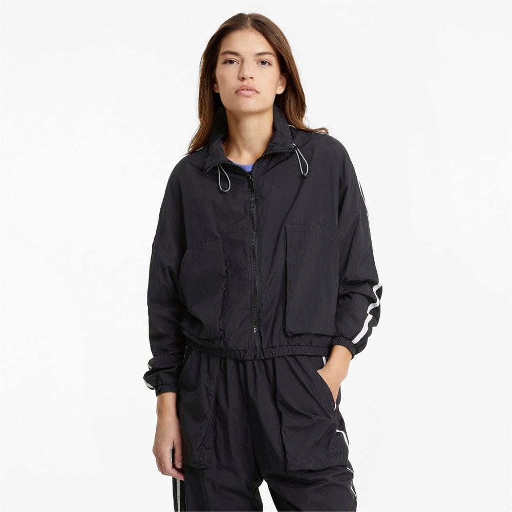 Изображение Puma Куртка Infuse Woven Women's Jacket #1