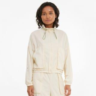 Изображение Puma Куртка Infuse Woven Women's Jacket