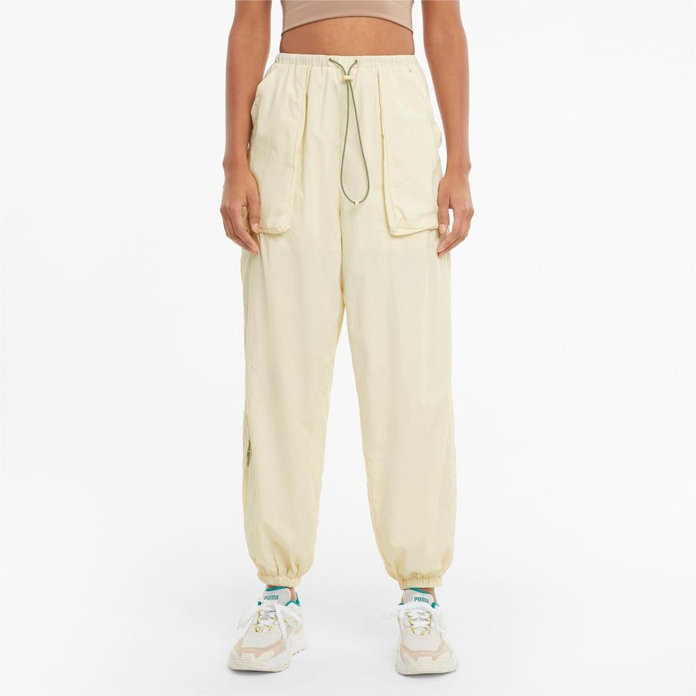 Зображення Puma Штани Infuse Woven Women's Pants #1