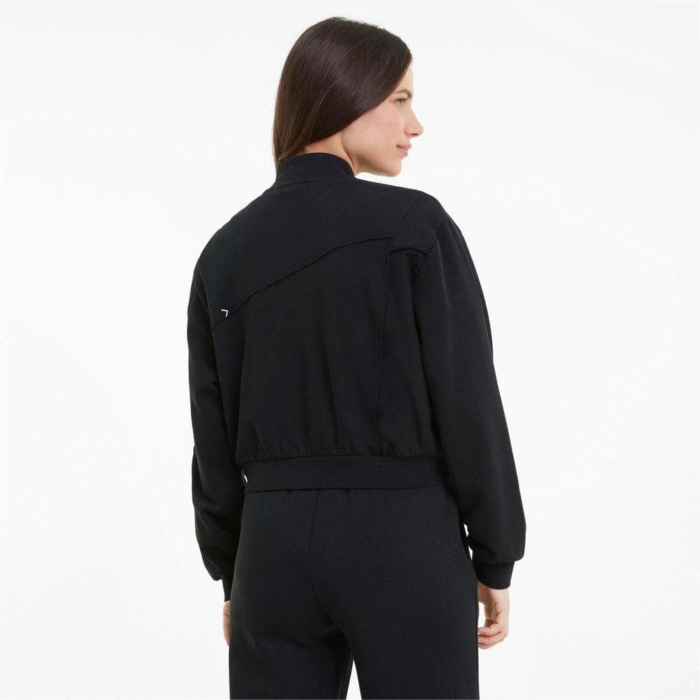 Изображение Puma Олимпийка RE.GEN Cropped Women's Jacket #2