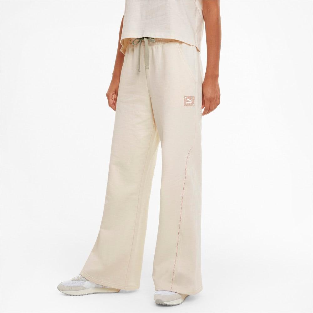 Изображение Puma Штаны RE.GEN Wide Leg Women's Pants #1