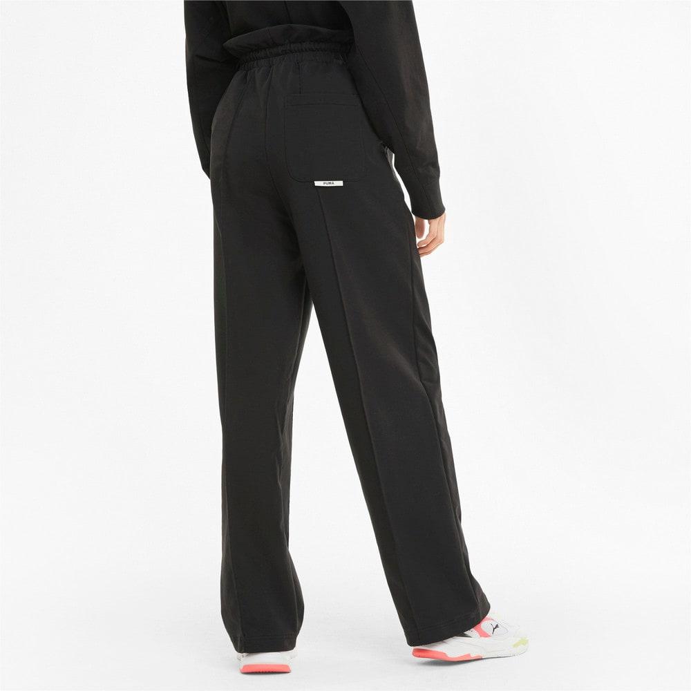 Изображение Puma Штаны Infuse Women's Paperbag Pants #2
