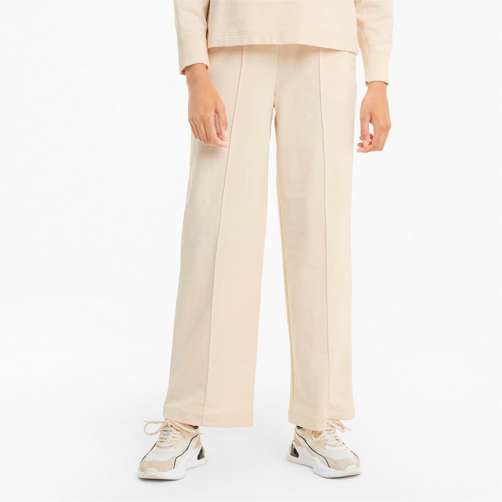 Изображение Puma Штаны Infuse Women's Paperbag Pants #1