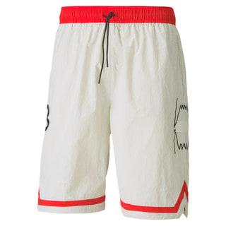 Зображення Puma Шорти Franchise Woven Men's Basketball Shorts