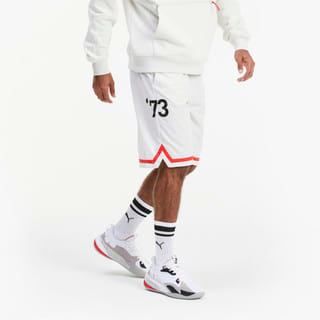 Изображение Puma Шорты Franchise Woven Men's Basketball Shorts