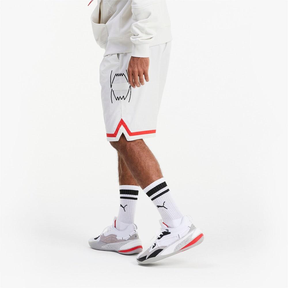 Зображення Puma Шорти Franchise Woven Men's Basketball Shorts #2