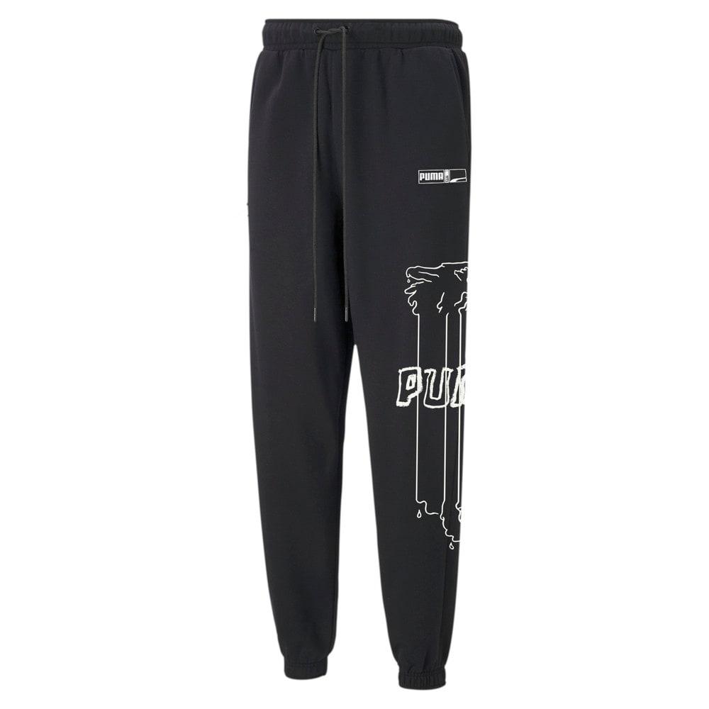 Зображення Puma Штани Franchise Men's Basketball Sweatpants #1