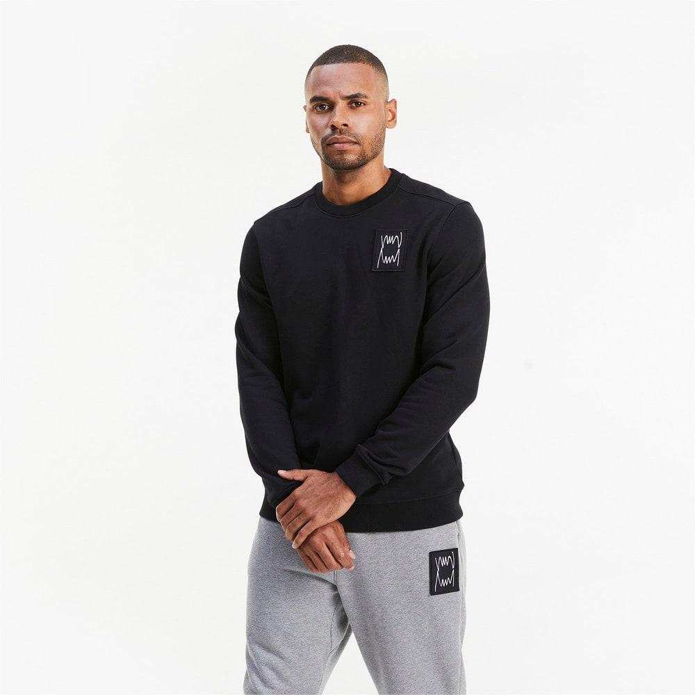 Зображення Puma Толстовка Pivot Men's Basketball Sweater #1
