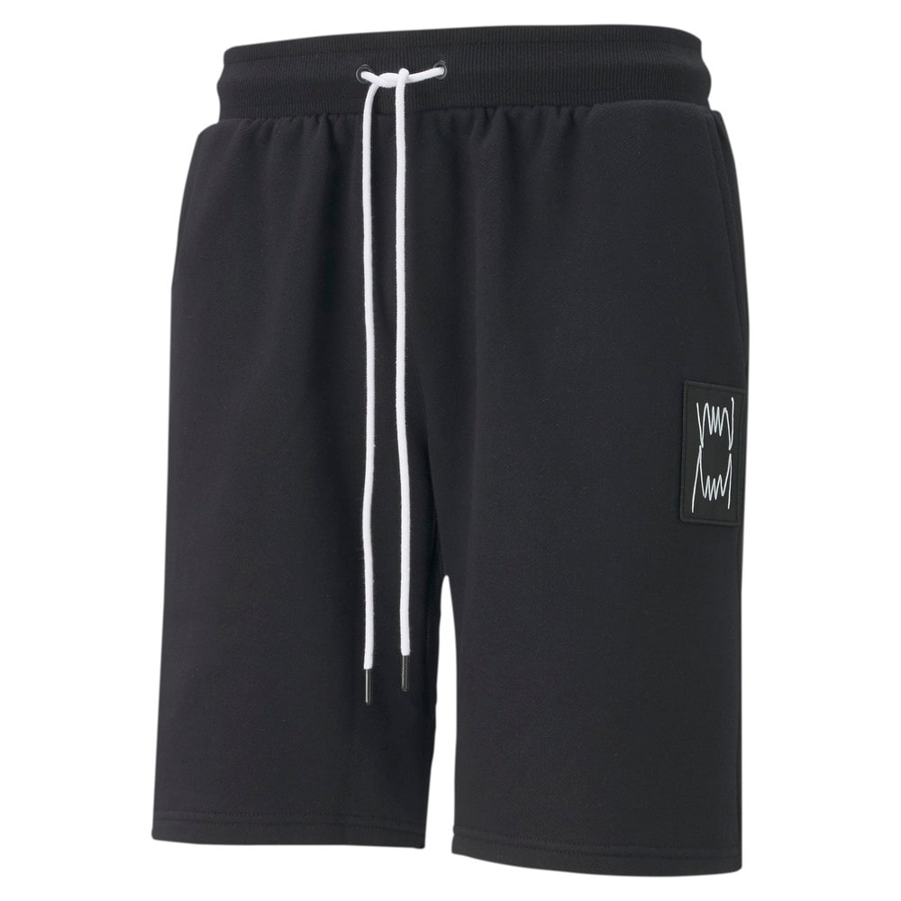 Зображення Puma Шорти Pivot Men's Basketball Sweat Shorts #1
