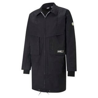 Зображення Puma Куртка Tunnel Men's Basketball Trench Coat