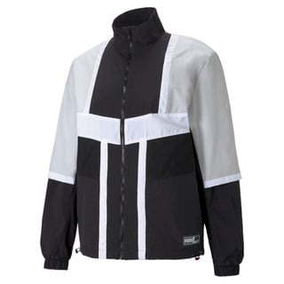 Зображення Puma Олімпійка Court Side Men's Basketball Jacket
