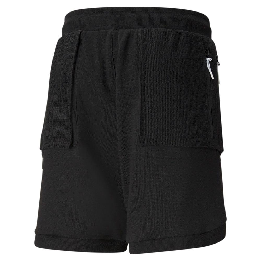 Изображение Puma Шорты Standby Men's Basketball Shorts #2: Puma Black