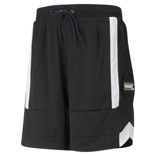 Изображение Puma Шорты Court Side Mesh Men's Basketball Shorts
