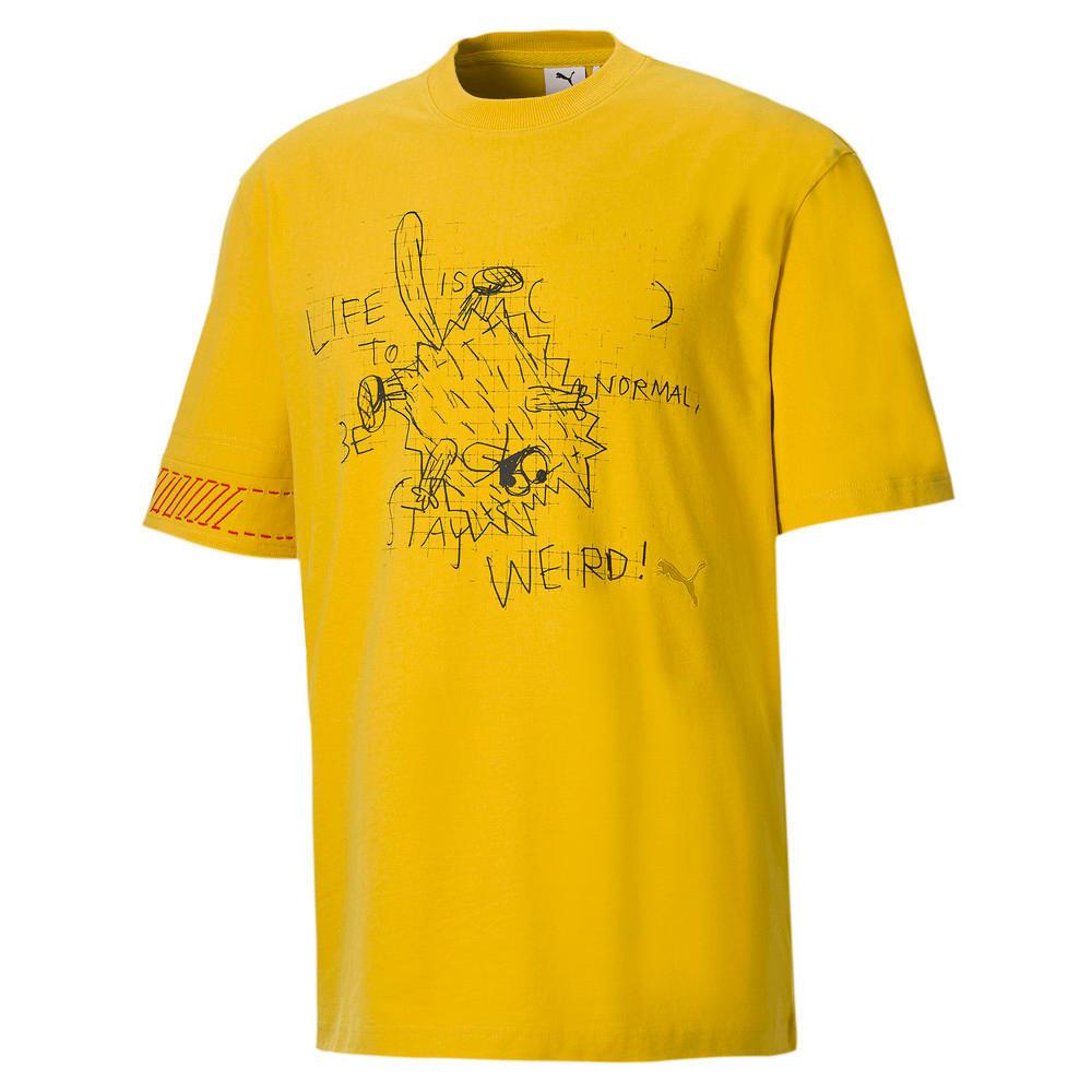 Görüntü Puma PUMA x MICHAEL LAU 2Sho Erkek T-shirt #1