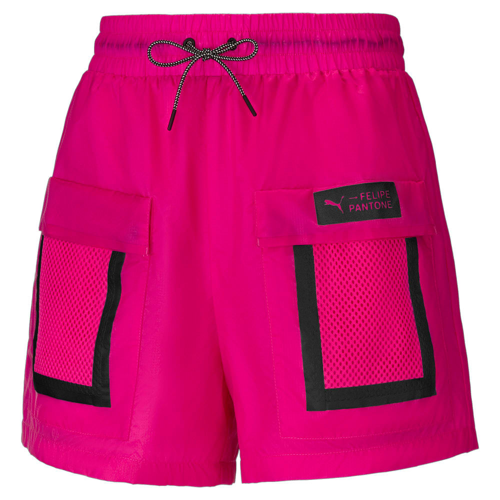 Изображение Puma Шорты PUMA x Felipe Pantone Women's Shorts #1