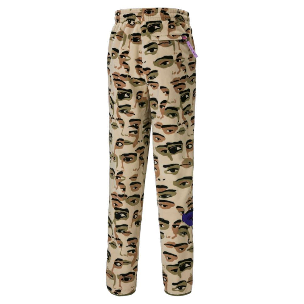 Image Puma PUMA x KidSuper Printed Fleece Men's Pants #2