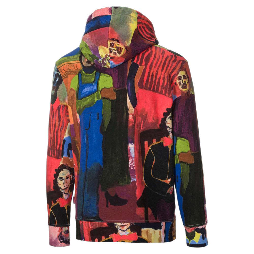 Изображение Puma Толстовка PUMA x KidSuper Printed Men's Hoodie #2