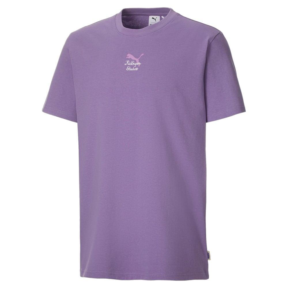 Зображення Puma Футболка PUMA x KidSuper Men's Tee #1: Purple Haze