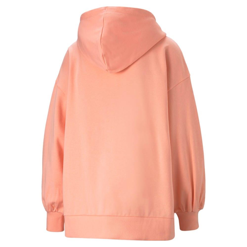 Görüntü Puma CLASSICS OVERSIZED Kadın Kapüşonlu Sweatshirt #2