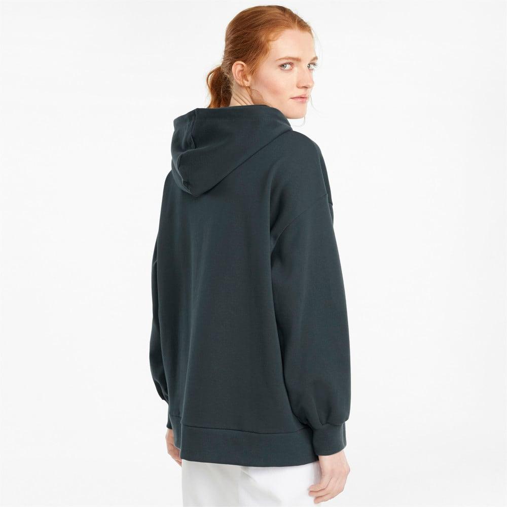 Зображення Puma Толстовка Classics Oversized Women's Hoodie #2: Green Gables
