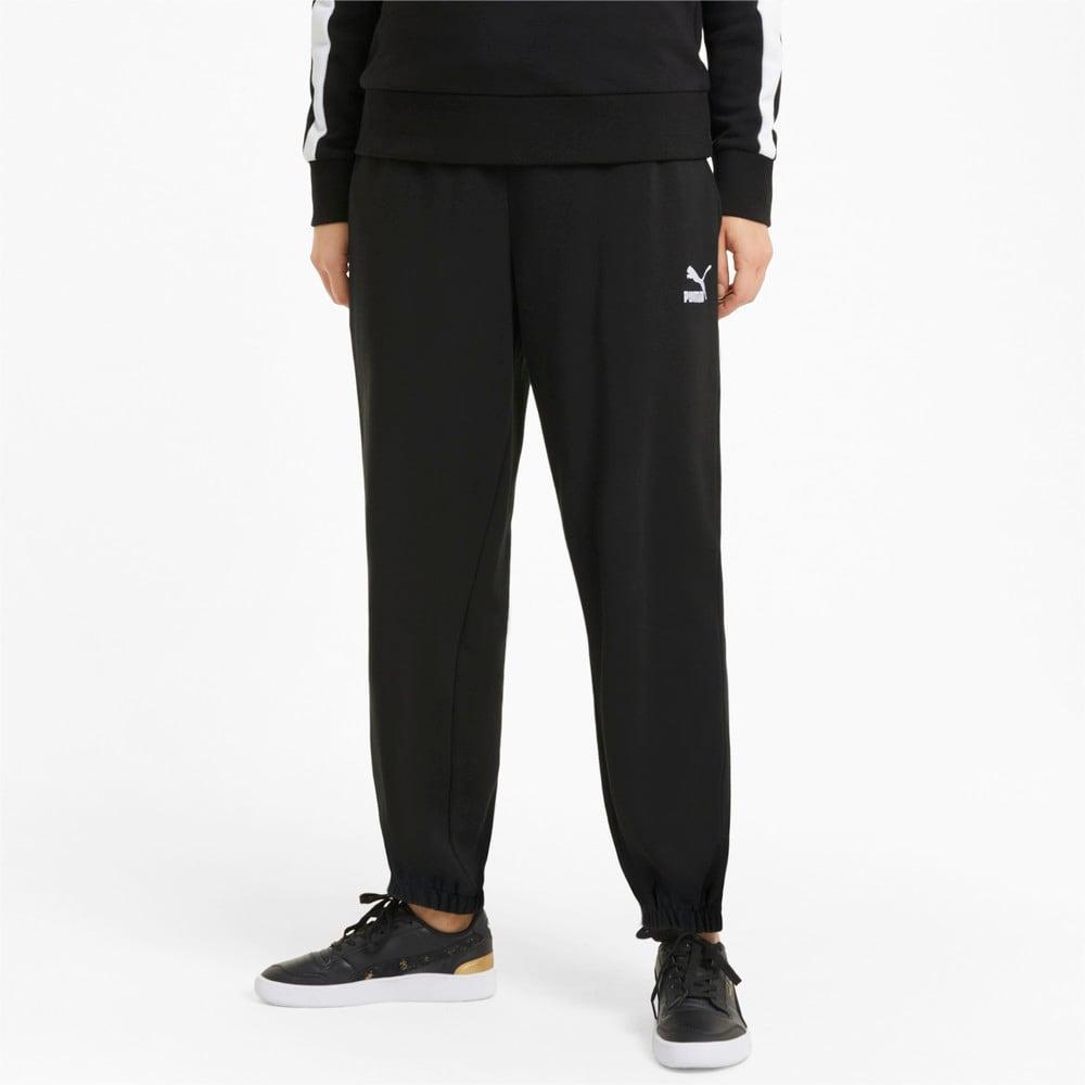 Зображення Puma Штани Classics Relaxed Women's Sweatpants #1: Puma Black