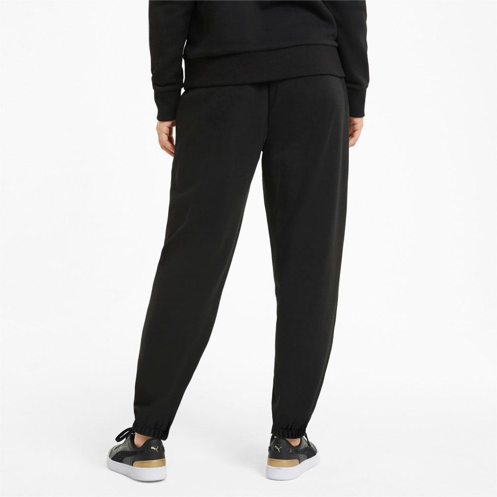 Image Puma Classics Relaxed Women's Sweatpants #2