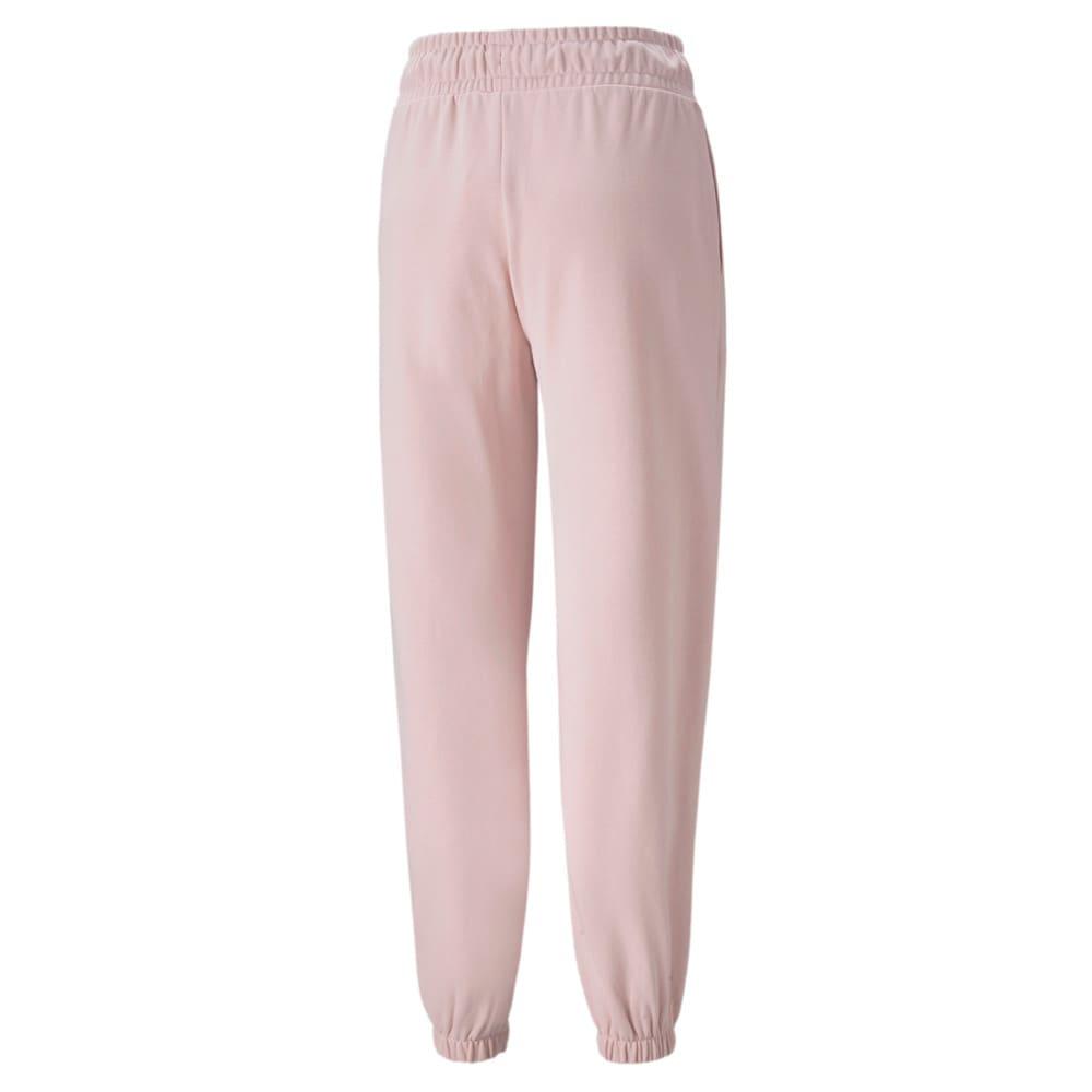 Изображение Puma Штаны Classics Relaxed Women's Sweatpants #2: Lotus