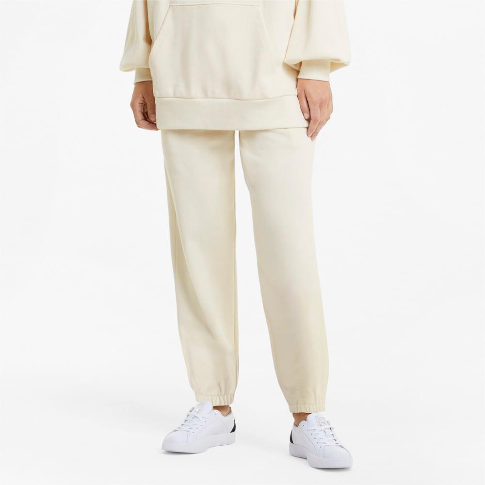 Зображення Puma Штани Classics Relaxed Women's Sweatpants #1: no color