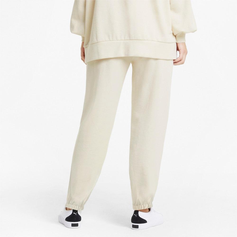 Зображення Puma Штани Classics Relaxed Women's Sweatpants #2: no color