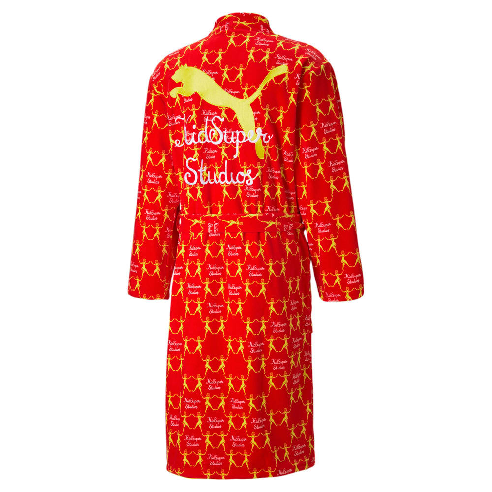 Изображение Puma Халат PUMA x KidSuper Printed Men's Bathrobe #2