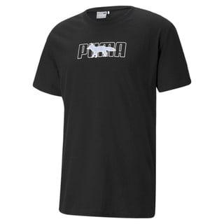 Image PUMA PUMA x MAISON KITSUNÉ Camiseta Oversized