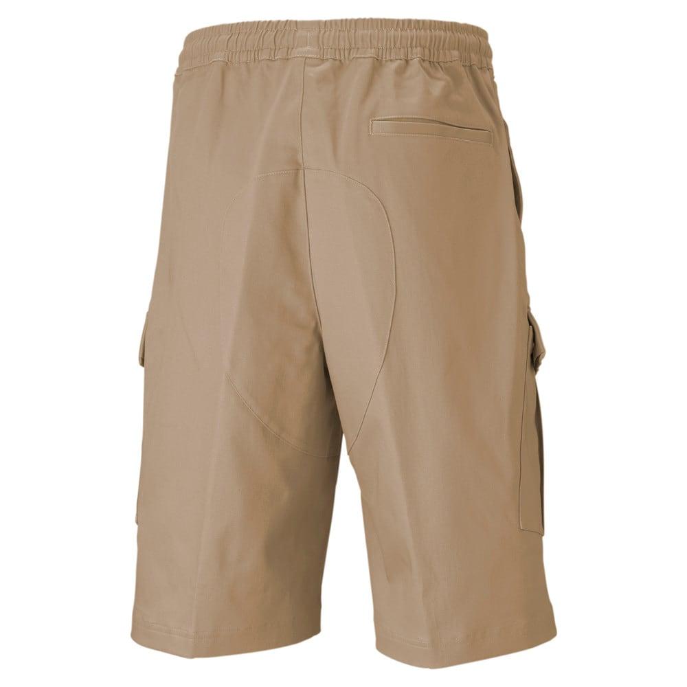 Изображение Puma Шорты PUMA x MAISON KITSUNÉ Men's Cargo Shorts #2