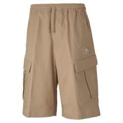 Шорти PUMA x MAISON KITSUNÉ Men's Cargo Shorts
