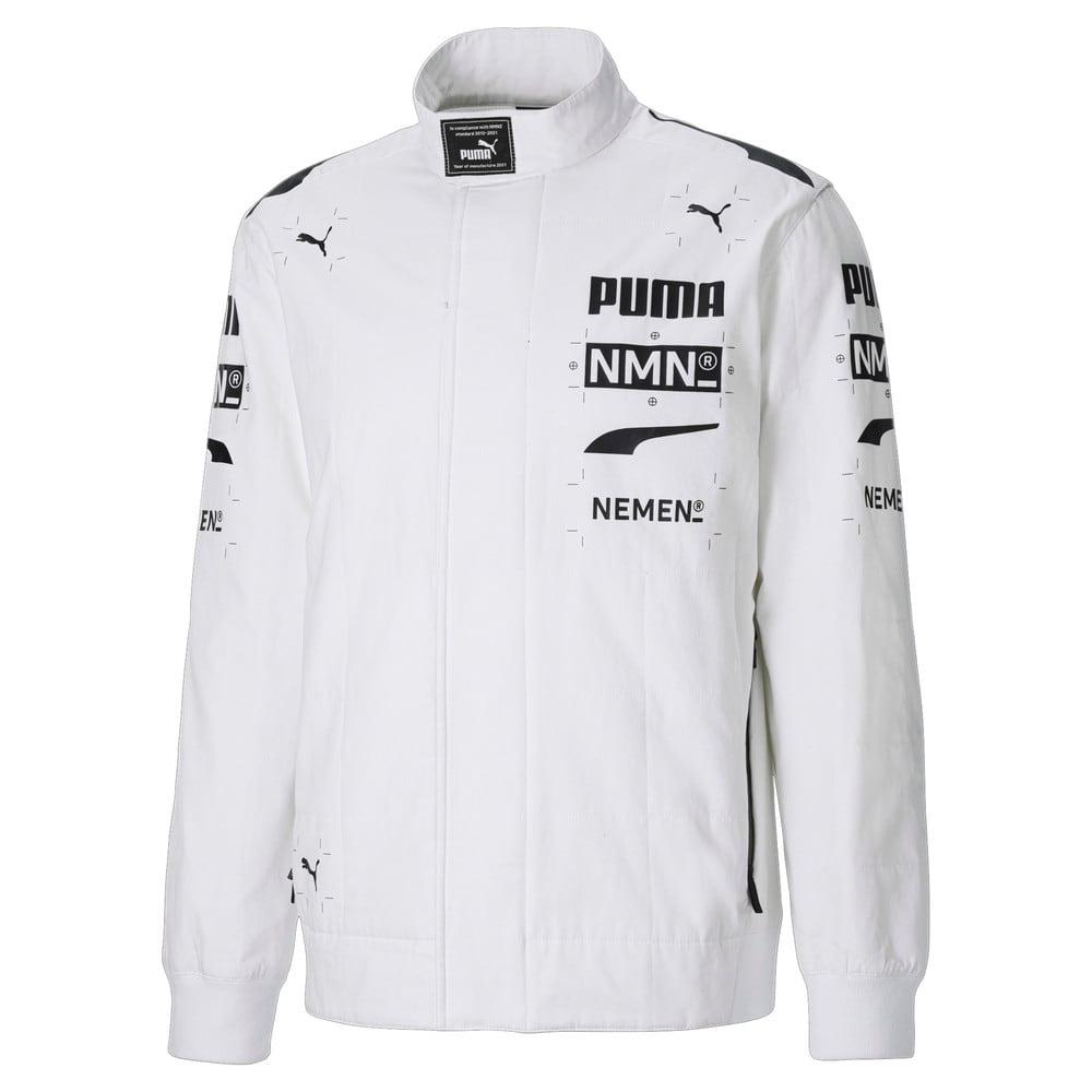 Изображение Puma Олимпийка PUMA x NEMEN Full-Zip Racing Men's Top #1