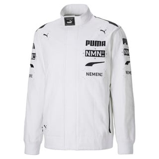 Изображение Puma Олимпийка PUMA x NEMEN Full-Zip Racing Men's Top