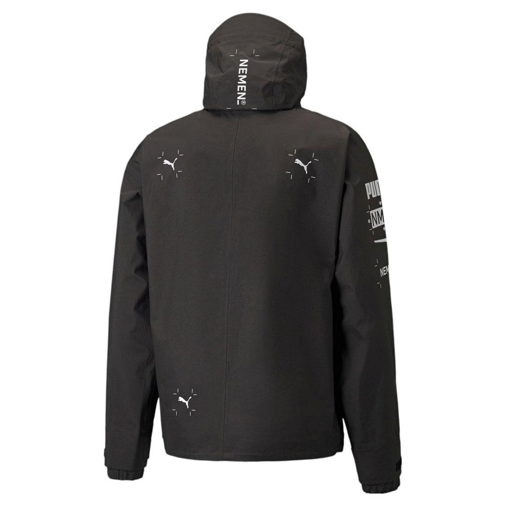 Изображение Puma Куртка PUMA x NEMEN Shell Men's Jacket #2: Puma Black