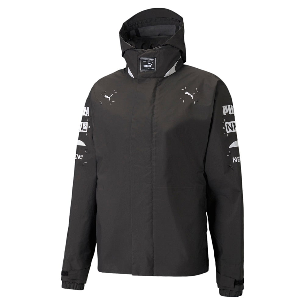 Изображение Puma Куртка PUMA x NEMEN Shell Men's Jacket #1