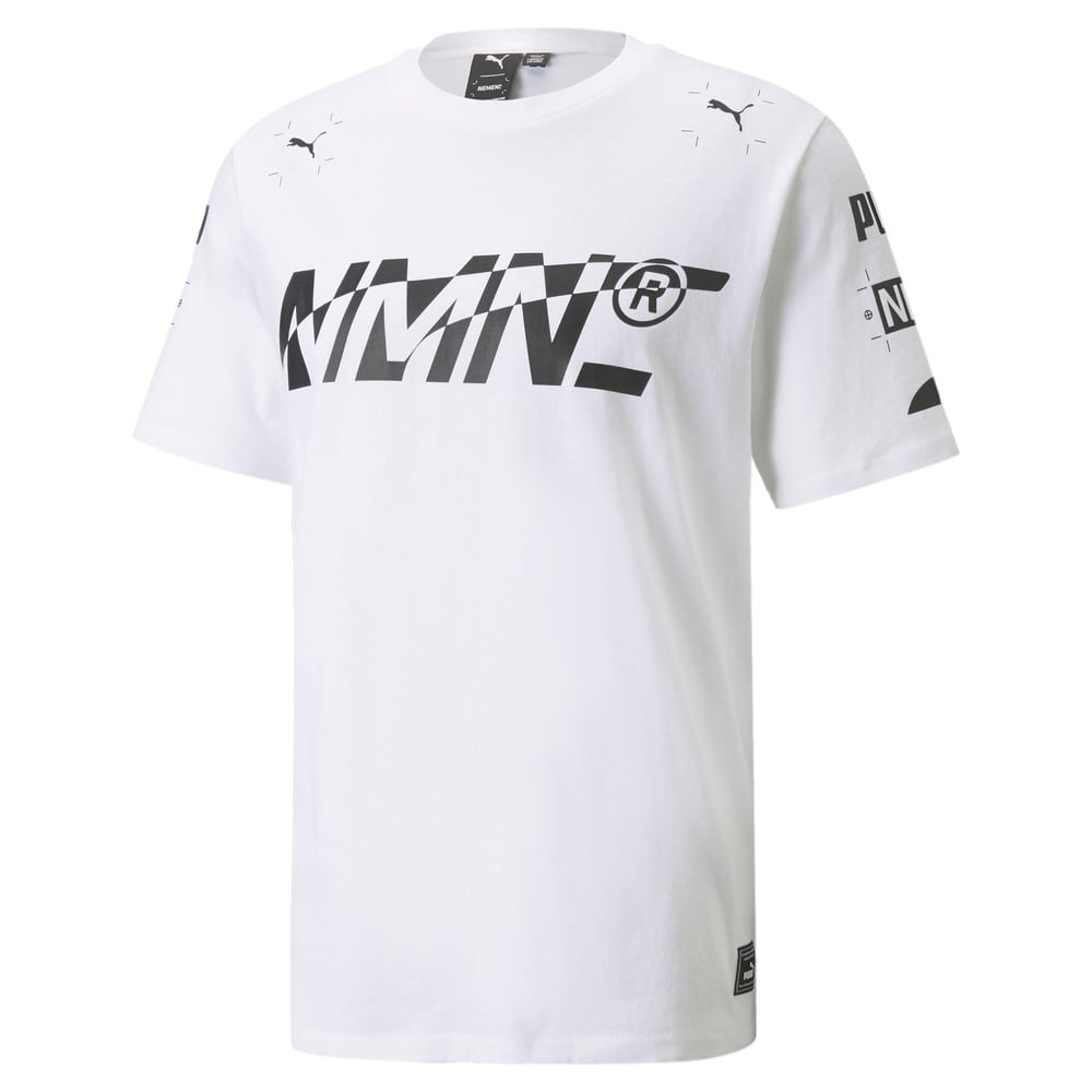 Изображение Puma Футболка PUMA x NMN Elevated Men's Tee #1