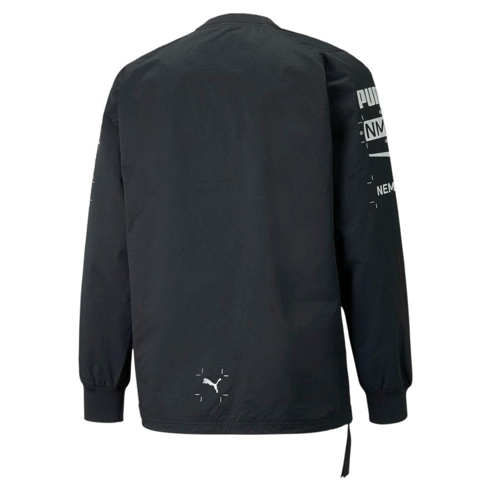 Изображение Puma Толстовка PUMA x NEMEN Tech Crew Neck Men's Sweatshirt #2: Puma Black