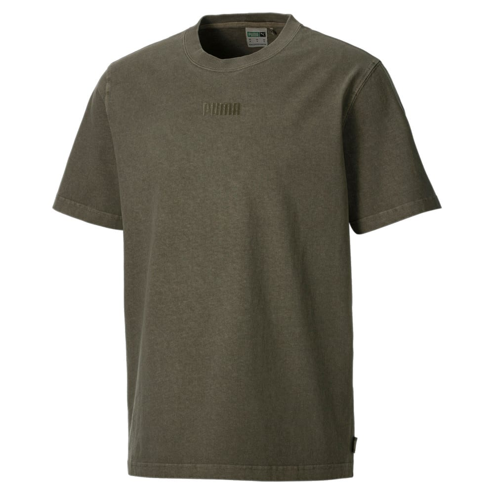 Изображение Puma Футболка MMQ EARTHBREAK Men's Tee #1