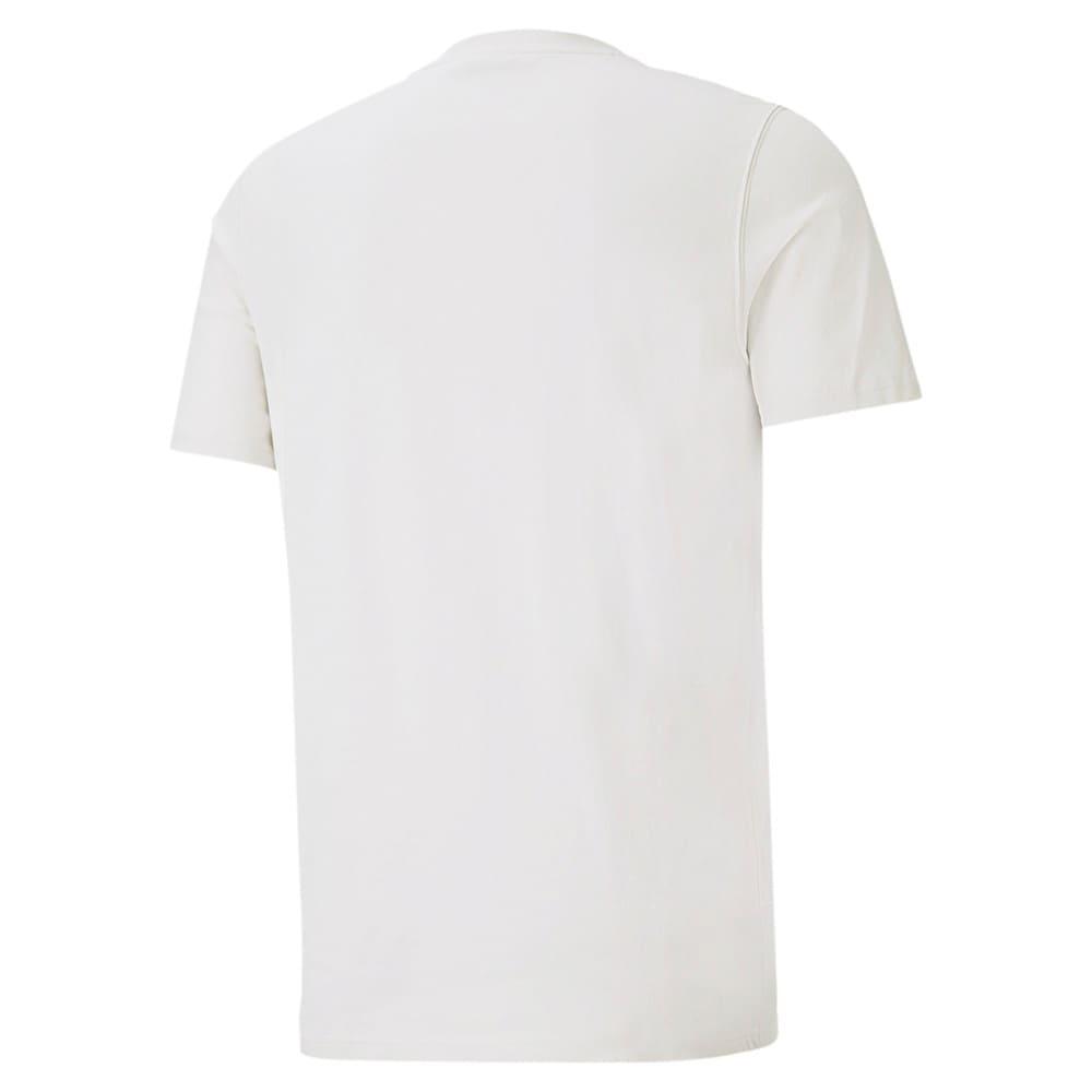 Görüntü Puma FRANCHISE GRAPHIC Erkek Basketbol T-shirt #2