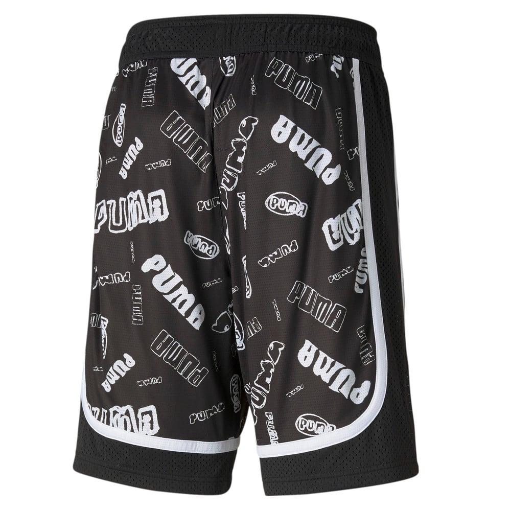 Изображение Puma Шорты Fade Men's Basketball Shorts #2
