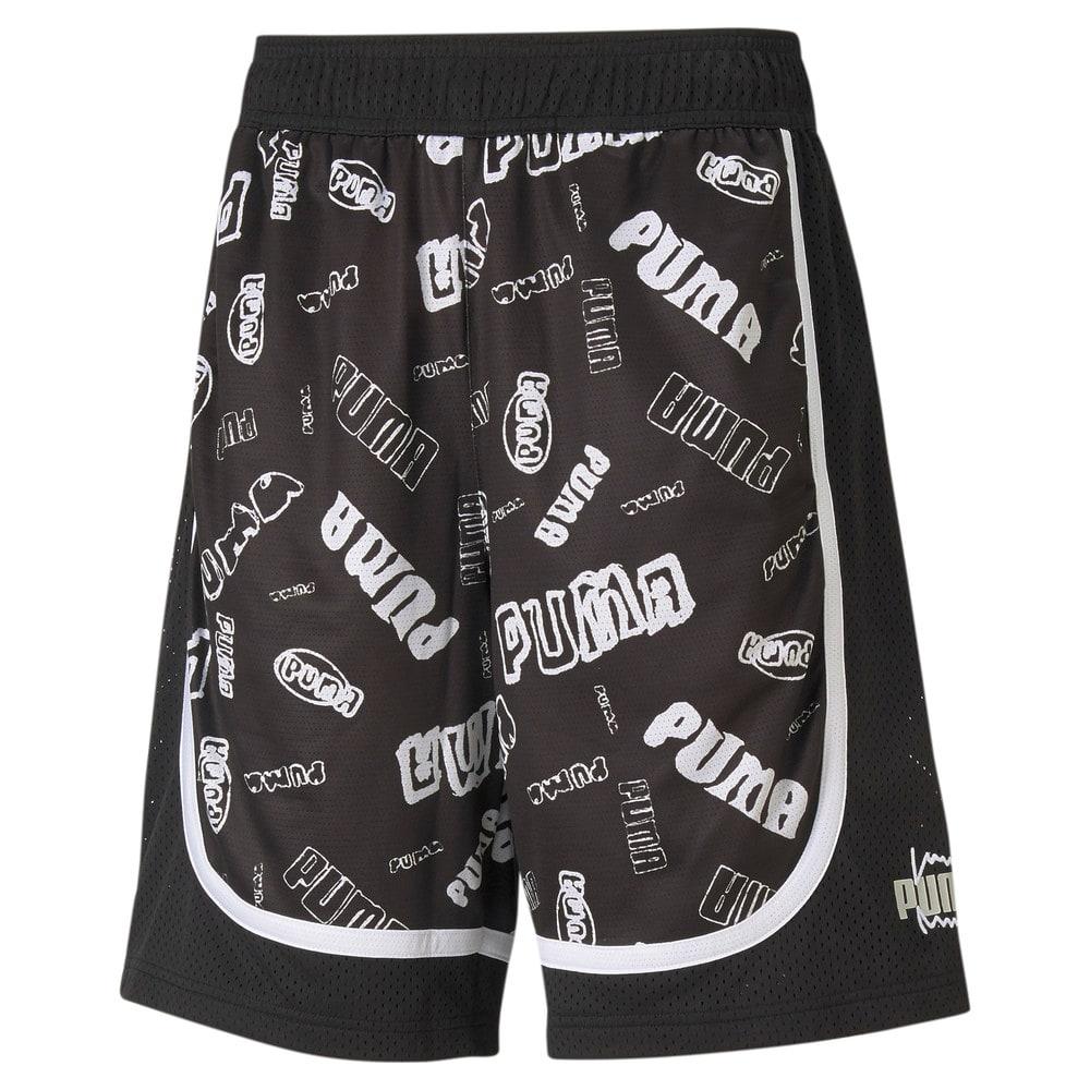 Зображення Puma Шорти Fade Men's Basketball Shorts #1