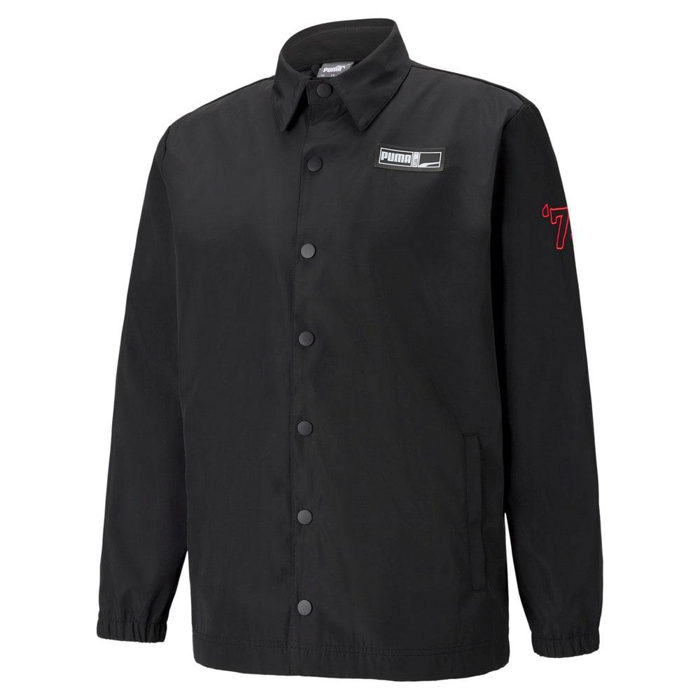 Изображение Puma Куртка Coaches Men's Basketball Jacket #1
