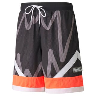 Изображение Puma Шорты Jaws Mesh Men's Basketball Shorts