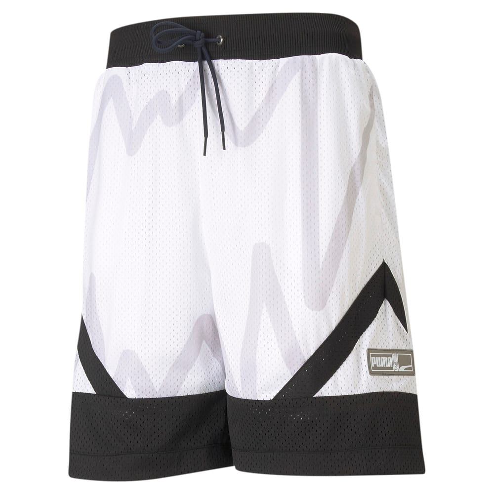 Зображення Puma Шорти Jaws Mesh Men's Basketball Shorts #1